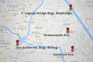 Pasig City implements odd-even scheme in some areas