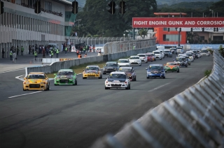 29 cars go head-to-head in 2016 Philippine Endurance Challenge