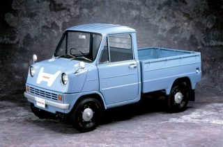 Honda's first mass-produced model, T360