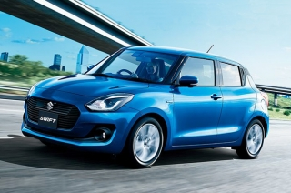 Suzuki debuts sleeker all-new 2017 Swift