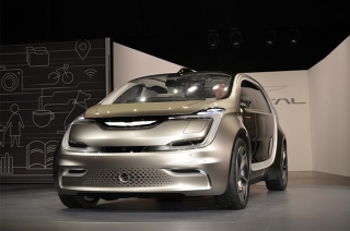 Chrysler Portal with facial recognition