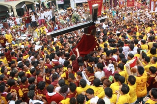 MMDA reveals route of 2017 Black Nazarene procession