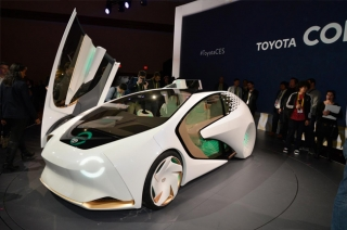 CES 2017: Toyota Concept-i is a car that understands you
