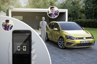CES 2017: Volkswagen bumps car personalization through User-IDs