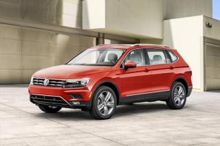 NAIAS 2017: Volkswagen introduces longer all-new Tiguan
