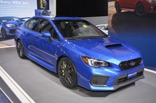 Subaru unveils