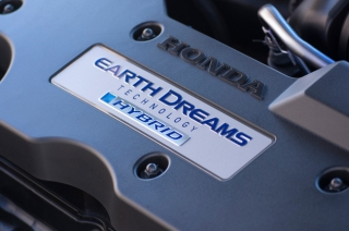 Honda Earth Dreams