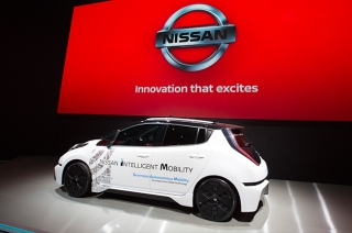 Nissan-Microsoft tie up leads to Cortana integration.