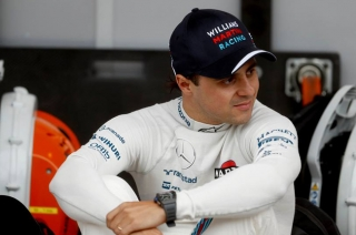 Formula 1 Williams Martini Racing Felipe Massa
