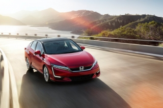 GM and Honda joined forces for fuel cell development