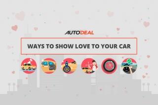 Valentine's Day car treat