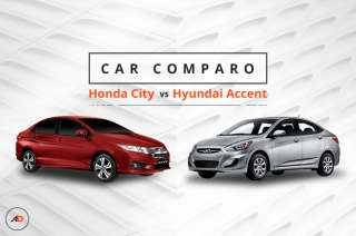 Hyundai Accent Honda City specs comparison