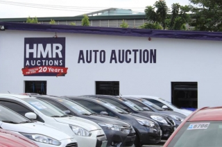 HMR Auto Auction
