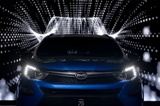 BYD solar technology
