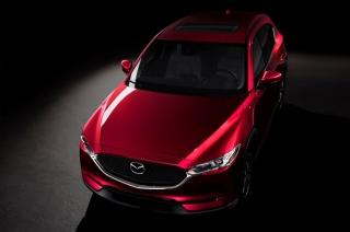 2017 Mazda CX-5 G-Vectoring Control