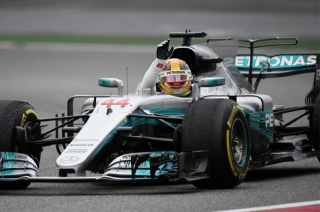 Formula 1 2017 Chinese Grand Prix