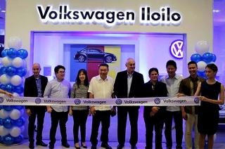 Volkswagen Iloilo ribbon cutting