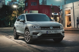 Volkswagen Tiguan 2017 World Car of the Year