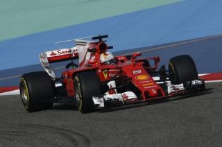 Scuderia Ferrari Sebastian Vettel