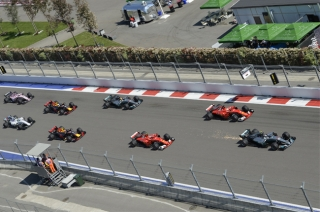 Formula 1 Russian Grand Prix