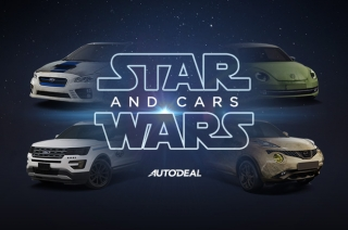 Star Wars Cars