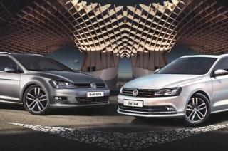 Volkswagen Jetta, Golf GTS