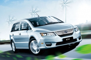 BYD Global Sales Performance