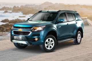 Chevrolet Trailblazer LTX