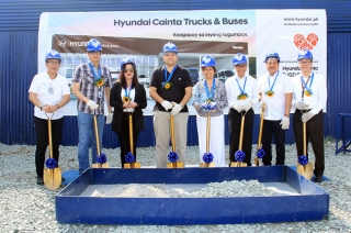 Hyundai Trucks and Buses Cainta