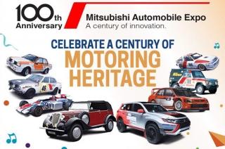 Mitsubishi 100 Years Expo