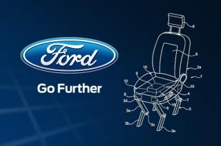 Ford Patent Walking Car Seats