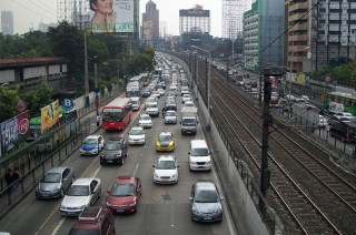 EDSA number coding exemption