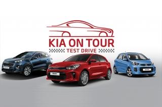Kia Rio, Sportage, and Picanto