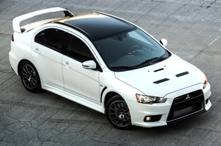 Lancer Evolution Final Edition