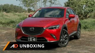 2017 Mazda CX-3 Activ AWD
