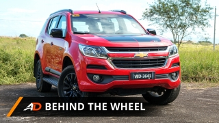 2017 Chevrolet Trailblazer 4x4 Z71