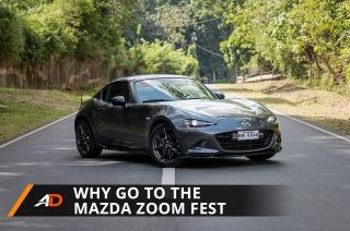 2017 Mazda Zoom Fest Invite