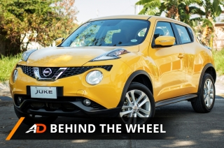 2017 Nissan Juke Upper CVT
