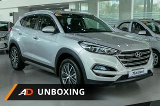 Hyundai Tucson 2.0 CRDi GLS