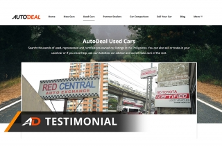 Used-cars Testimonial