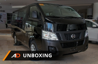 Nissan NV350 Urvan Super Elite