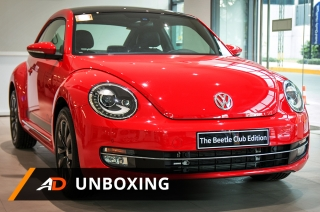 Volkswagen Beetle Club Edition