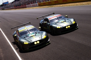 Aston Martin claims 85th 24 Hours of Le Mans