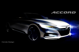 Honda Accord Sketch