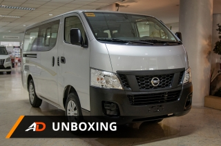 2017 Nissan NV350 12-seater Escapade Urvan