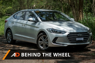 2017 Hyundai Elantra 1.6 GL AT