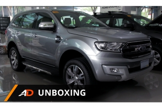 Ford Everest Titanium 3.2 4x4 AT