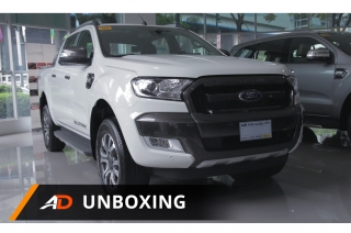 Ford Ranger Wildtrak 3.2 4x4 MT