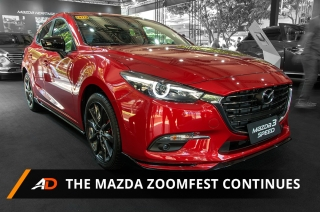 Mazda ZoomFest Continues