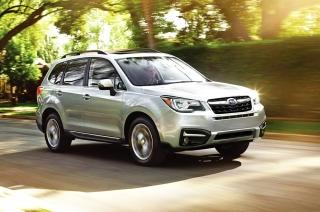 Subaru Forester I-L